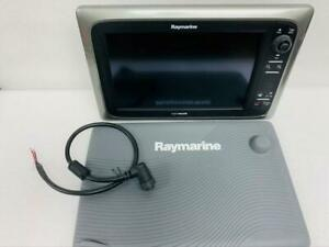 "Raymarine e125 Multifunction 12"" Hybrid Touch Display E70023 MFD"