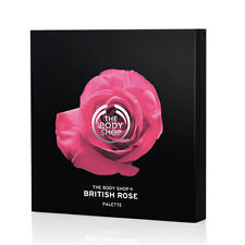 Body Shop | BRITISH ROSE EYE & CHEEK PALETTE | 6 Eye Shadow& 2 Cheek Blush | 18g