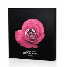Body Shop | BRITISH ROSE EYE & CHEEK PALETTE | 6 Eye Shadow& 2 Cheek Blush | 18g