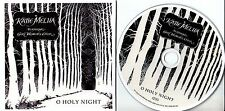 KATIE MELUA O Holy Night 2016 UK 2-track promo CD