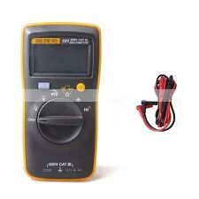 FLUKE 101 Portable Handheld Digital Multimeter Tester F101 15B Smaller Version