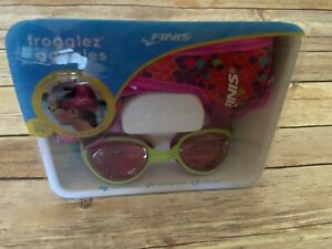 Finis Goggles & Frogglez Comfort Strap With UV Protection, Anti Fog, Latex Free