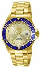 Invicta 14124 Pro Diver Reloj para hombre, de acero inoxidable, bañado en ion,