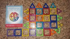 Magformers Basic Set (30 pieces) magnetic building blocks - 63076