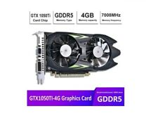 GTX1050Ti 4GB 128bit GDDR5 Desktop PC Gaming Graphics Cards Video Card HDMI