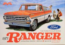 1971 Ford Ranger XLT Pickup in 1:25 Model Kit Bausatz Moebius 1208