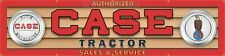 CASE TRACTOR FARM MACHINERY DEALER LETTER SIGN REMAKE BANNER ART MURAL 24