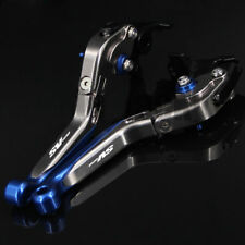 For SUZUKI SV650 1999-2009 Adjustable Folding Extending Brake Clutch Levers
