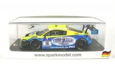 AUDI R8 Lms Ultra N 16 - 10th ADAC 24h Nürburgring 2014 ( (D) . Busch - M. - M