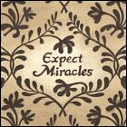 Art Print, Framed or Plaque by Linda Spivey - Expect Miracles - LS840-R
