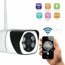 1080P/720P Hd Wireless Ip Camera Home Security Cctv Outdoor Weatherproof Onvif