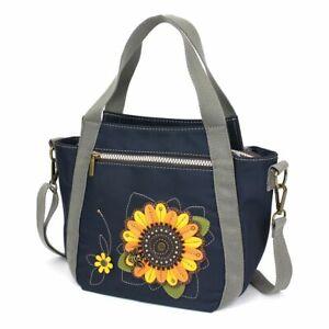 Chala Handbags CV Venture Mini Carryall Handbag, Crossbody NWT