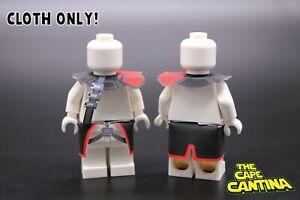 for LEGO Star Wars Custom Cloth Cape Minifigure Shadow Clone Trooper Clone Wars