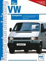 VW Transporter T4 1996-2003 Reparaturanleitung Reparatur-Handbuch Reparaturbuch