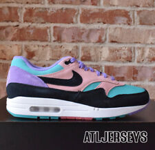 sale retailer 10542 8de2f Nike Air Max 1 Have a Nike Day Space Purple Black BQ8929-500 Size