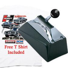 Hurst 3838500 Pro-matic 2 Automatic Universal Car Ratchet Shifter & FREE T SHIRT