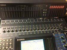 Yamaha DM1000VCM Digital Console w/ Meter Bridge/MY16-AT/Side Panels + more
