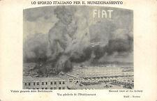 C920) TORINO, FIAT, LO SFORZO ITALIANO PER IL MUNIZIONAMENTO ILL. POGLIAGHI.