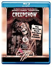 CREEPSHOW (1982) BLU RAY STEPHEN KING REGION FREE