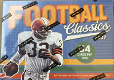 2017 Panini Classics Football Blaster Box Brand New Factory Sealed