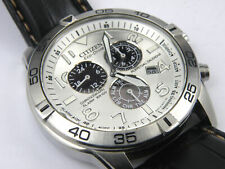 Gents Citizen Eco Drive E820 Multifunction Chrono Watch - 100m