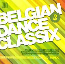 Belgian Dance Classix vol. 3 (5 CD)