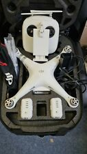DJI Phantom 3 Advanced 2.7K Drone, With 2 Batteries, Controller, Charger &...