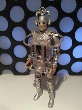 """Doctor Who el décimo planeta Cyberman Klang líder 10TH 5"""" Classic Figura Nueva"""