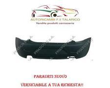 PARAURTI POSTERIORE ALFA ROMEO 147 DAL 04 2004 > VERNICIABILE A TUA RICHIESTA