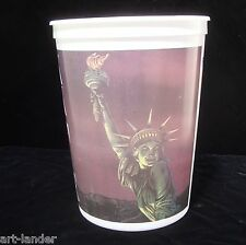 NEW YORK CASINO Statue of Liberty Plastic Coin Cup Chip Slot Exchange Las Vegas
