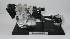 TAMIYA Kawasaki Z1300 Motorcycle Engine 1/6 Scale Model Assembled