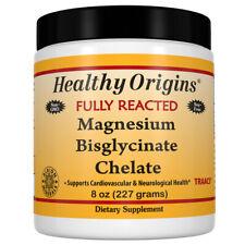 Magnesium Bisglycinate Chelate, 8oz 227g - Healthy Origins