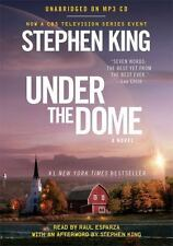 Brand New Under the Dome by Stephen King (2013, MP3 CD, Unabridged) 2 available