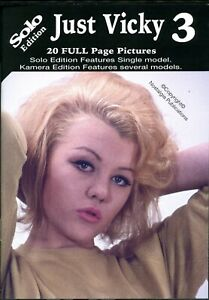 Vicky Kennedy aka Margaret Nolan Figure Studies by Harrison Marks & others-A6-25