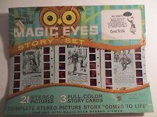 Sawyer Tru-Vue Magic Eyes Disney Mary Poppins Set MOC