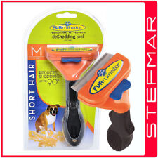 FURminator for Dogs Short-Hair Large with shampoo