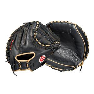 Wilson A500 32 Inch Travel Team Baseball Catcher's Mitt