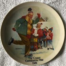 Knowles - Joseph Csatari Grandparents Plate - #2