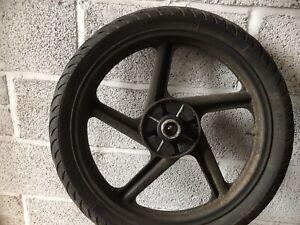 lexmoto arrow 125 Rear Wheel Good Tyre And Sprocket Rubbers