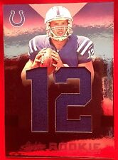 2012 Panini Absolute Prime Andrew Luck Rookie 02/10