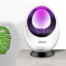 Moustique Zapper LED Lampe Piège d'insecte électrique Photocatalyst de Maison