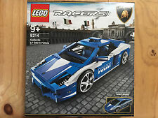 Lego 8214 Lamborghini Gallardo, new/sealed