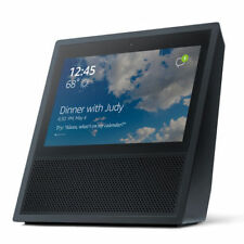 Amazon Echo Show Black 1st Generation MW46WB Bluetooth Smart Speaker with Alexa