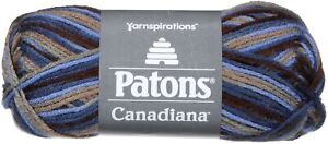 Patons Canadiana Yarn - Ombres-Wedgewood