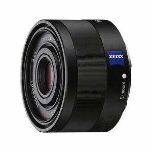 Sony NEW - SEL35F28Z - Sonnar T* Full Frame E-Mount FE 35mm F2.8 Zeiss Lens