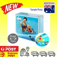 Bestway Splash and Play Inflate Your Fun Blue Car Racer Inflatable Floatie Board