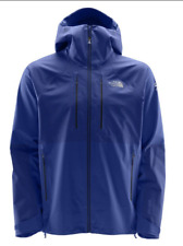 $650 NWT Mens North Face Summit L5 Fuseform GORE-TEX Jacket Small Blue
