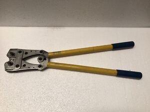 Klaukee K06 Crimping Tool 10 - 120MM Square