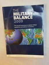 The Military Balance 2009, , IISS