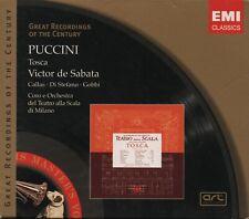 PUCCINI - TOSCA (Victor de Sabata / Callas / Di Stefano / Gobbi) - CD album